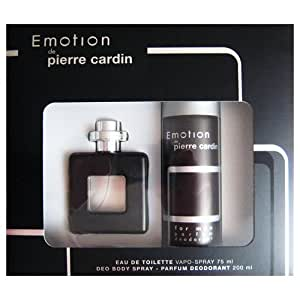 Pierre Cardin - Coffret Eau de Toilette 75 ml + Déodorant Spray 200 ml - Emotion