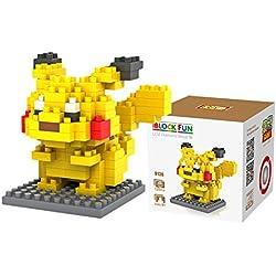 iBlock Fun- Bloques construcción Miniatura LOZ (Novatech 9136)