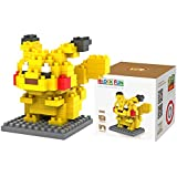 Pokemon Pikachu - iBlock Fun LOZ Diamond Micro Block Set by iBlock Fun LOZ Diamond Block