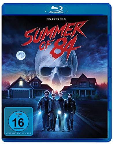 Summer of 84 - Blu-ray Disc