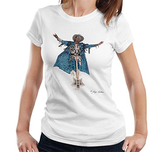 George DuBose Official Photography - Bootsy Collins Guitar Women's T-Shirt