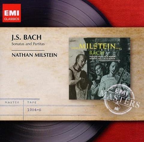 J.-S. Bach : Sonates et Partitas pour