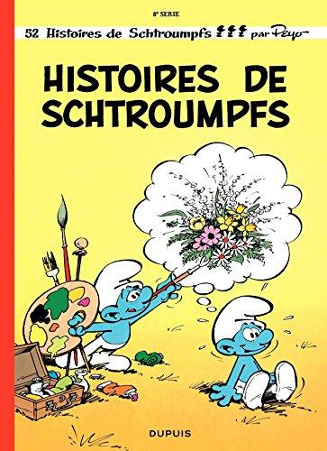 Les Schtroumpfs - tome 08 - Histoires de Schtroumpfs par Peyo