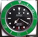 HAOYUN Submariner Rolex, Reloj de pared de luz