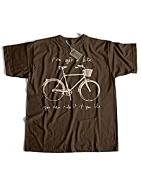 I've Got A Bike T Shirt by Old Skool Hooligans for Syd Barrett & Pink Floyd afficionados!
