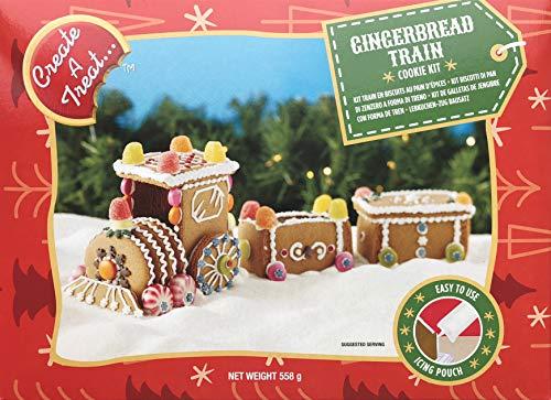 Lebkuchen Zug Cookie Kit