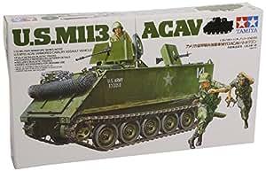 Tamiya - 35135 - Maquette - Char D'assaut - Us M 113 Acav