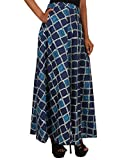 jingle impex printed long skirt for women (free size)