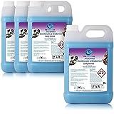 20L Pet Kennel Candy Bubblegum Fragranced Antibacterial Freshener, Deodoriser, Cleaner & Disinfectant. Disinfecting Pet Kennels 20 Litres Makes 1000 Litres When Diluted.