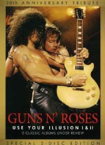 Guns N' Roses-Use Your Illus. 1 & 2 - Dvd
