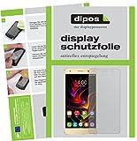 dipos I 6X Schutzfolie matt passend für Oukitel C5 Pro Folie Bildschirmschutzfolie