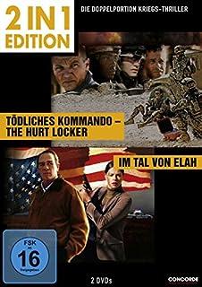 Tödliches Kommando - The Hurt Locker / Im Tal von Elah (2 in 1 Edition, 2 Discs)