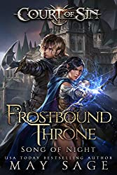 Frostbound Throne: Song of Night (Court of Sin Book 1) (English Edition)