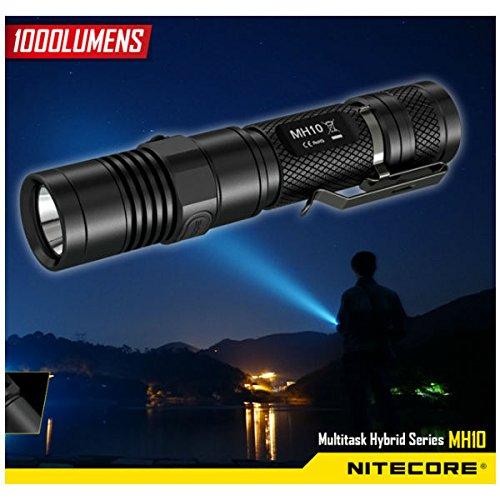 Preisvergleich Produktbild NiteCore MH10XM-L2U21000LM Multitasking LED Taschenlampe