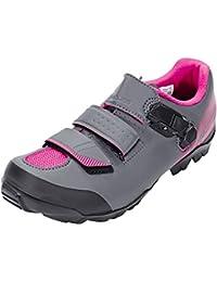 SHIMANO SHME3PG400WL00 - Zapatillas ciclismo, 40, Nergo - Rosa, Mujer