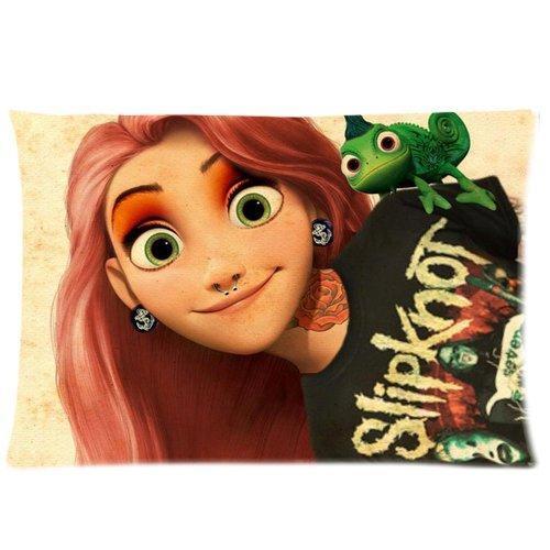 Rapunzel-Logo mit Aufschrift