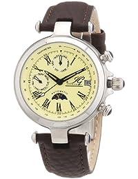 Ingraham Damen-Armbanduhr XS Manaus II Analog Automatik Leder IG MANA.2.200108