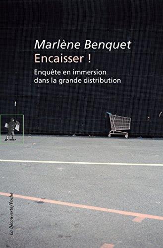 Encaisser ! (POCHES ESSAIS) par Marlène BENQUET