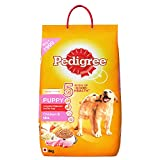 #10: Pedigree Dry Dog Food, Chicken & Milk for Puppy – 6 kg Pack
