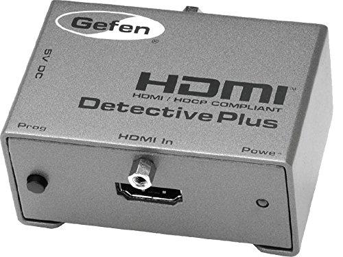 Gefen HDMI-EDIDP HDMI HDMI schwarz, blau-Schnittstelle und Netzteil