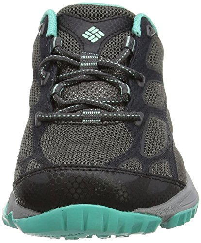 Columbia Conspiracy Iv Outdry, Chaussures Multisport Outdoor femme Gris (Shark/sea Ice 011)