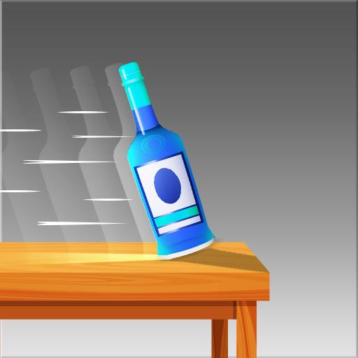 Flip Water Bottle - Flipping Fun