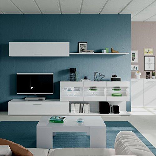 Habitdesign 036676bo Mobile Da Pranzo Mobile Da Soggiorno Con Led