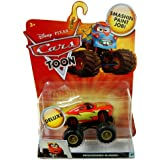 Disney Pixar CARS TOON Exclusive Oversized Die Cast Car Frightening McMean - Véhicule Miniature - Voiture