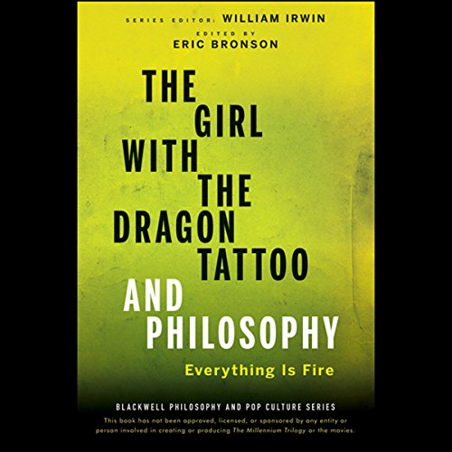 The Girl with the Dragon Tattoo and Philosophy  Audiolibri