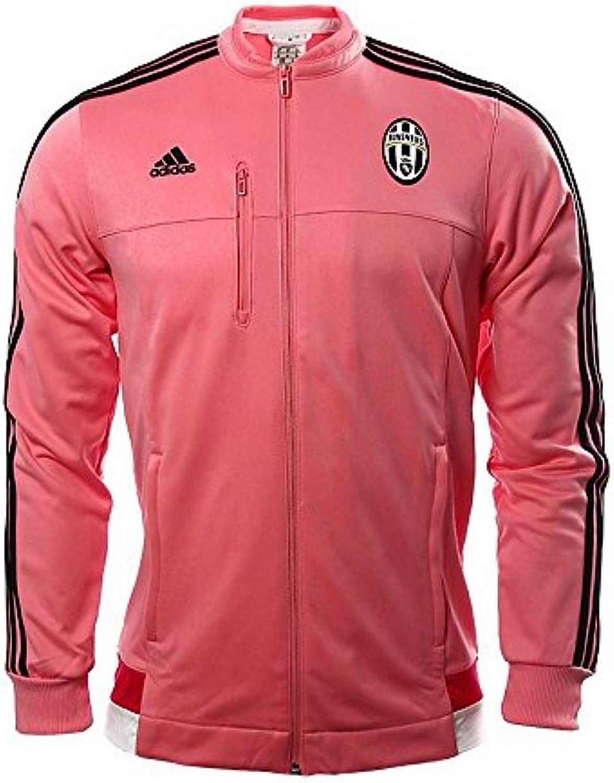 hommes / femmes veste hymne veste femmes adidas 2015 - 2016 - juventus (rose) intelligent et pratique la conception d'un large éventail de marc handises luxuriante 802340