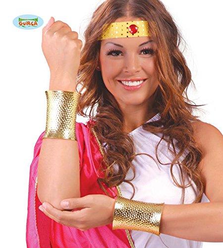 Guirca Fiestas GUI18281 - Armbänder Metall 1 -