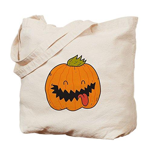 oween Jack O 'Lantern–Leinwand Natur Tasche, Reinigungstuch Einkaufstasche M khaki (Beste Geschnitzte Kürbisse Für Halloween)