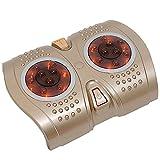 Zhanghaidong Fuß-Massagegerät mit Hitze-Elektrischer Tiefer Knetender...