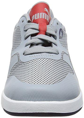 Puma Icra Evo Jr, Sneakers Basses Mixte Enfant Gris (Quarry-quarry 05)