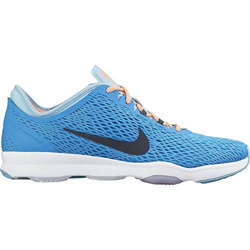 Scarpa Nike Zoom Fit Training Blue Lagoon/Dark Grey-Copa-White