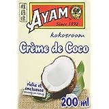 AYAM 01 Crème de Coco - Lot de 6