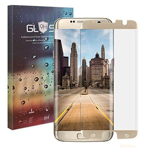 JR-Glass LK-UK-GD01 Displayschutzfolie, Gold Frame, Gold Frame, Stück: 1