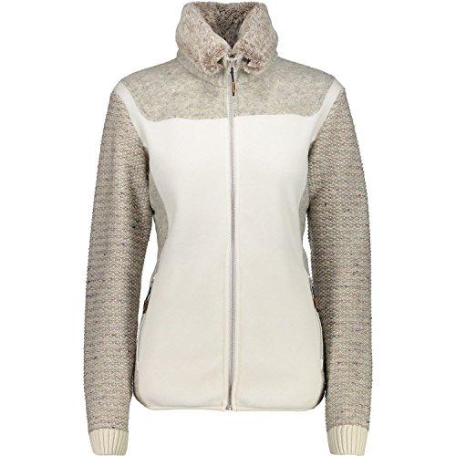 CMP woman jacket B. CO GESSO