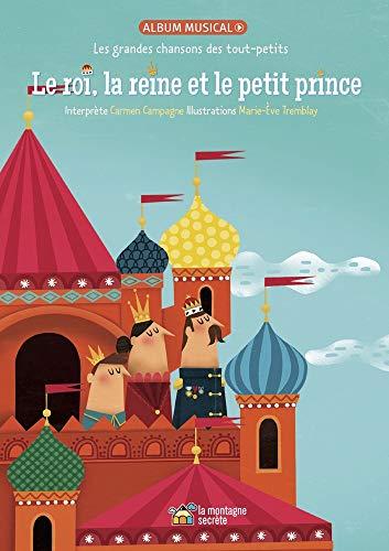 Le roi, la reine et le petit prince - Album musical