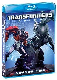 Transformers Prime: Season Two (4 Blu-Ray) [Edizione: Stati Uniti] by Transformers Prime (B008WAM2VU)   Amazon price tracker / tracking, Amazon price history charts, Amazon price watches, Amazon price drop alerts