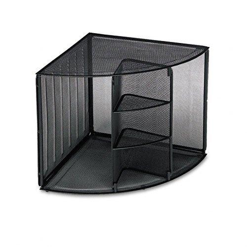 corner-shelf-mesh-20-quotx14-quotx13-quot-black-by-rolodex