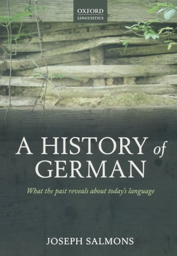 A History of German (Oxford Linguistics)