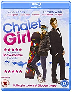 MOMENTUM PICTURES Chalet Girl [BLU-RAY]