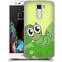 Head Case Designs Caterpillar Eye Bugs Hard Back Case for LG K10 / K10 Dual SIM