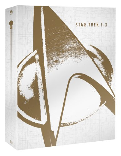Star Trek I-X Box [Blu-ray] (Limited Collector's Edition)