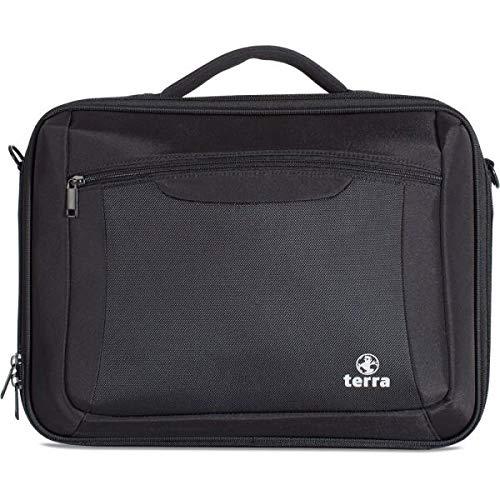 "Terra Wortmann AG 1519280 Notebooktasche 35,8 cm (14.1"") Schwarz (1519280)"