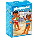 Playmobil - Voleibol Playa con Red - 5188