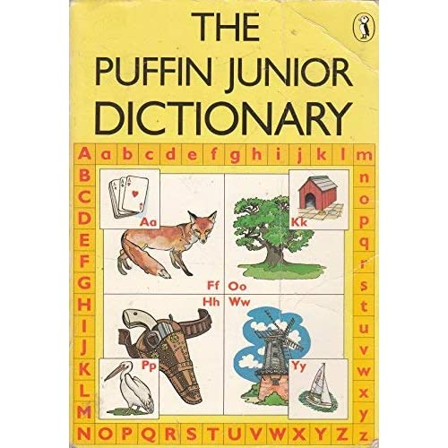 PUFFIN JUNIOR DICTIONARY