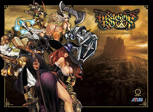 Dragon's Crown: Official Artworks (Dragons American)