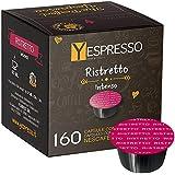 160 Capsule Nescafè Dolce Gusto compatibili (INTENSO RISTRETTO)